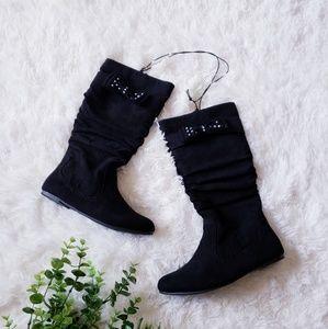 Arizona Jean Company Black tall girls Boots